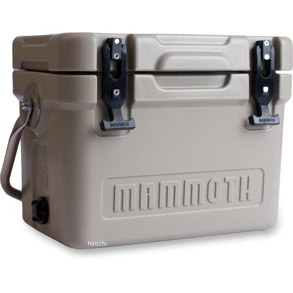 【USA在庫あり】 マンモス クーラー Mammoth Coolers クルーザークーラー MC15 タン 9301-0003 HD店