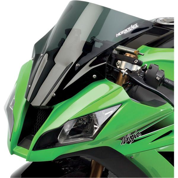 【USA在庫あり】 ホットボディーズ Hotbodies Racing ウインドシールド ベノム 11年-12年 Ninja1000 スモーク 2301-1560 HD店