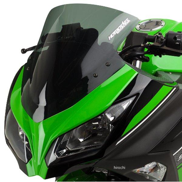 【USA在庫あり】 ホットボディーズ Hotbodies Racing ウインドシールド 標準装備交換用 13年以降 Ninja300 スモーク 2301-1668 HD店