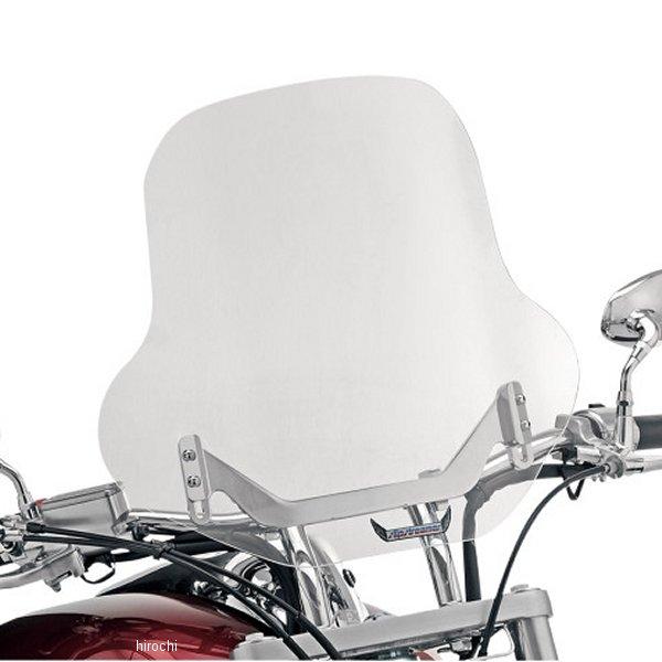 【USA在庫あり】 スリップ ストリーマー Slip Streamer ウインドシールド 18インチ高 B-Wing 取付金具付 クリア 2311-0009 HD店