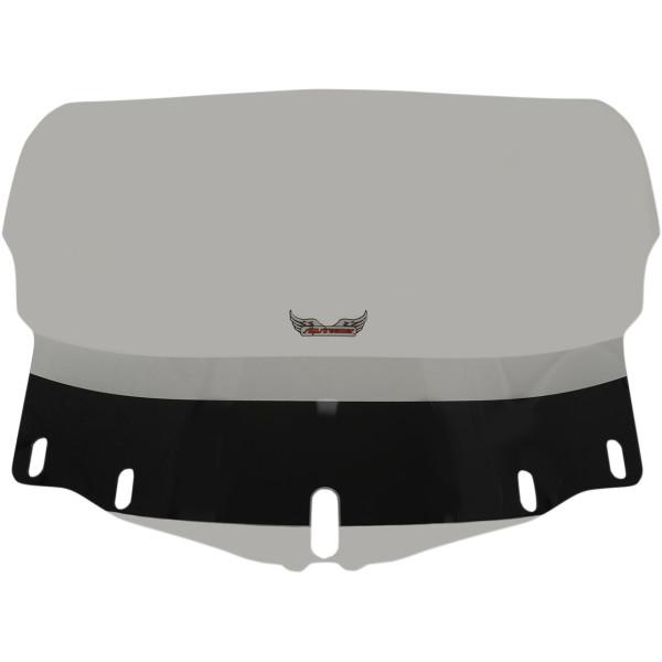 【USA在庫あり】 スリップ ストリーマー Slip Streamer ウインドシールド ユーロショーティ 01年-15年 ゴールドウイング GL1800 クリア 2312-0390 HD店