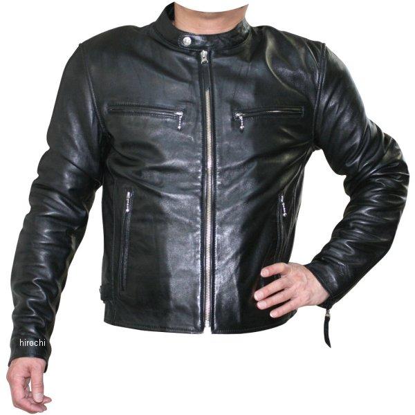 モトフィールド MOTO FIELD 秋冬モデル シングルライダースレザージャケット 黒 Mサイズ MF-LJ129 HD店