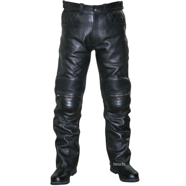 モトフィールド MOTO FIELD 2018年秋冬モデル 牛革カップ入りレザーパンツ 黒 6Lサイズ MF-LP70K HD店