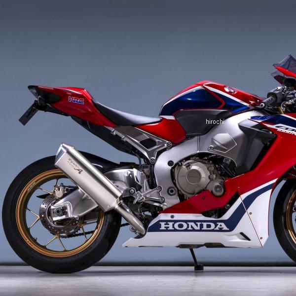 ヤマモトレーシング スリップオンマフラー 17年以降 CBR1000RR TYPE-SA チタン 11014-01NSA HD店