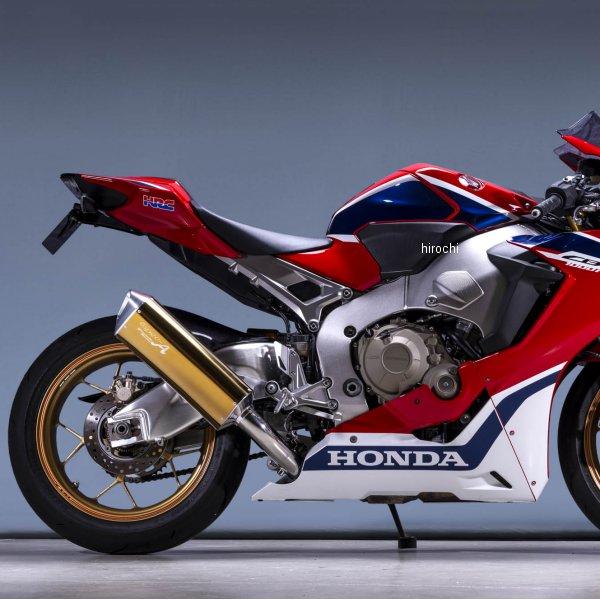 ヤマモトレーシング スリップオンマフラー 17年以降 CBR1000RR TYPE-SA ゴールド/チタン 11014-01SAG HD店