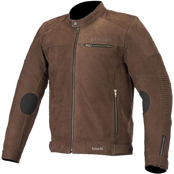 アルパインスターズ Alpinestars 秋冬モデル レザージャケット WARHORSE タバコブラウン 48サイズ 8033637202396 HD店