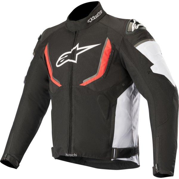 アルパインスターズ Alpinestars 秋冬モデル ジャケット T-GP R v2 DRYSTAR WATERPROOF 黒/白/赤 Sサイズ 8033637204635 HD店