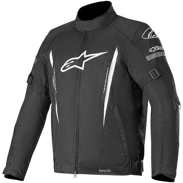 【メーカー在庫あり】 アルパインスターズ Alpinestars 秋冬モデル ジャケット GUNNER v2 WATERPROOF 黒/白 XLサイズ 8033637204802 HD店