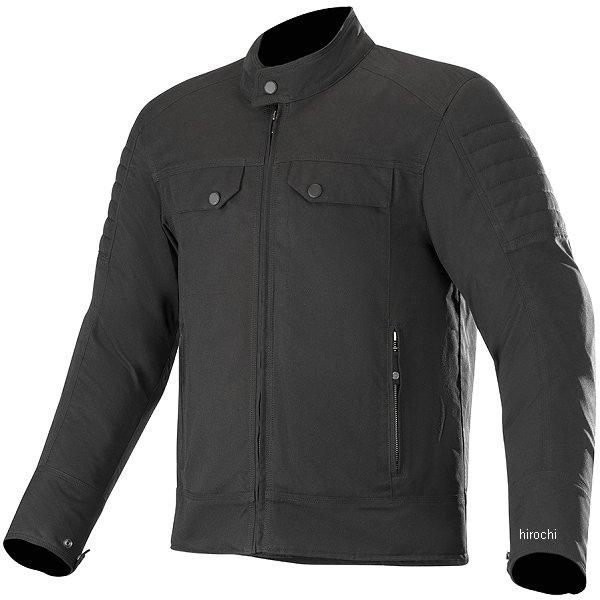 【メーカー在庫あり】 アルパインスターズ Alpinestars 2018年秋冬モデル ジャケット RAY CANVAS 黒 Sサイズ 8033637205670 HD店