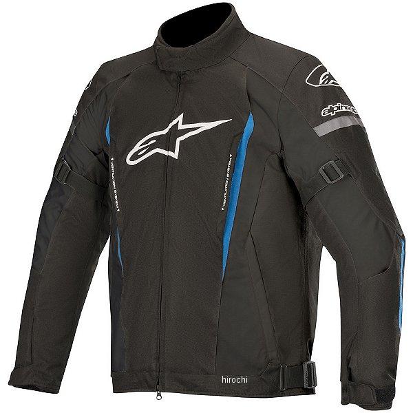 アルパインスターズ Alpinestars 秋冬モデル ジャケット GUNNER v2 WATERPROOF 黒/ブライトブルー 2XLサイズ 8033637932972 HD店