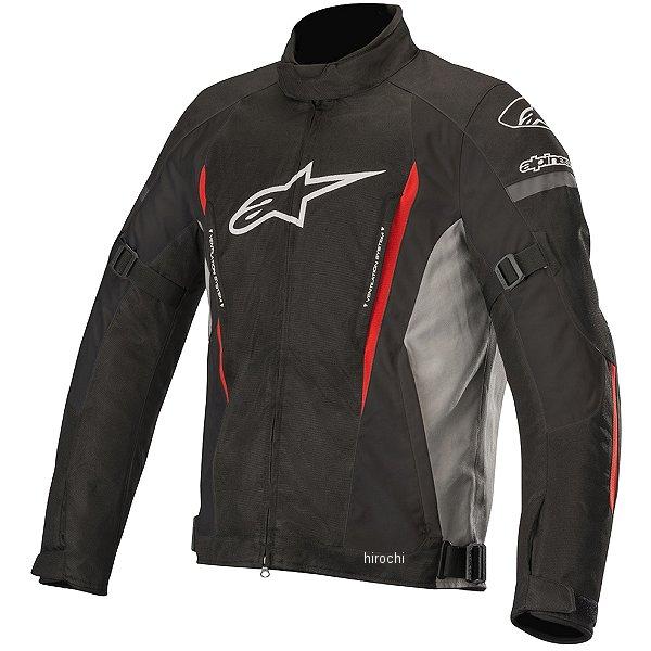 アルパインスターズ Alpinestars 秋冬モデル ジャケット GUNNER v2 WATERPROOF 黒/グレー/赤 Sサイズ 8033637933009 HD店