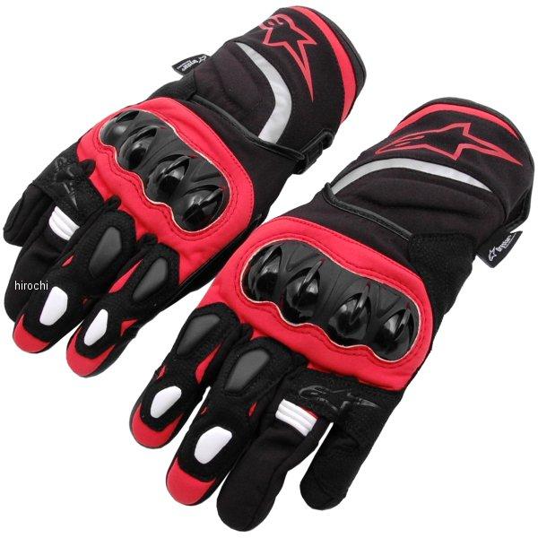 アルパインスターズ Alpinestars 秋冬モデル グローブ T-SP W DRYSTAR 黒 赤 2XLサイズ 8033637206523 HD店