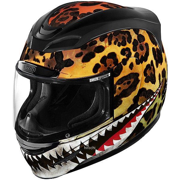 【USA在庫あり】 アイコン ICON フルフェイスヘルメット Airmada Sauvetage 黄 Mサイズ 0101-11298 HD店