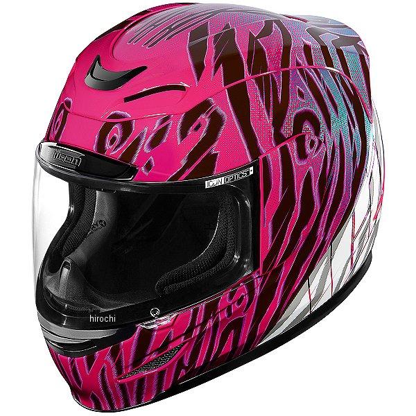【USA在庫あり】 アイコン ICON フルフェイスヘルメット Airmada Wild Child 紫 Sサイズ 0101-11309 HD店
