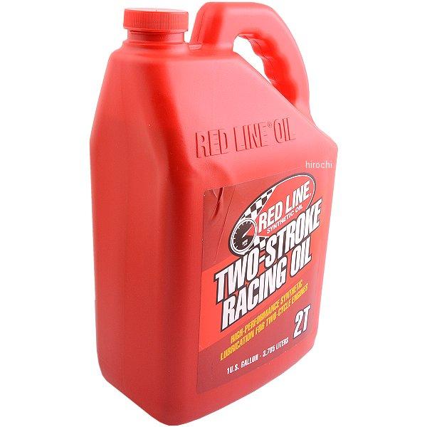 【USA在庫あり】 レッドライン RED LINE 100%化学合成 2st レーシングオイル 1ガロン (3785ml) 531191 HD店