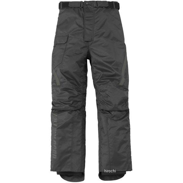 イエローコーン YeLLOW CORN 秋冬モデル オーバーパンツ 黒/ガンメタル LLサイズ YP-8330 HD店