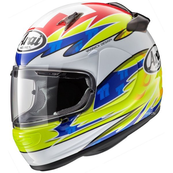 アライ Arai フルフェイスヘルメット クアンタム-J エジャーター Sサイズ(55cm-56cm) 4530935423637 HD店