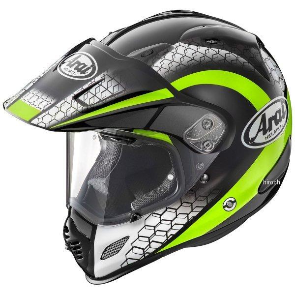 アライ Arai オフロードヘルメット ツアークロス3 メッシュ 黄 XLサイズ(61cm-62cm) 4530935473670 HD店