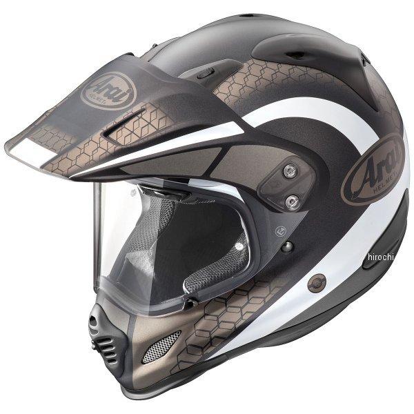 【メーカー在庫あり】 アライ Arai オフロードヘルメット ツアークロス3 メッシュ サンド(つや消し) Sサイズ(55cm-56cm) 4530935473694 HD店