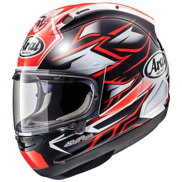 アライ Arai フルフェイスヘルメット RX-7X ゴースト 赤 Mサイズ(57cm-58cm) 4530935482801 HD店