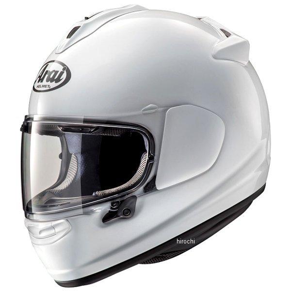 アライ Arai フルフェイスヘルメット ベクターX グラスホワイト Lサイズ(59cm-60cm) 4530935486144 HD店