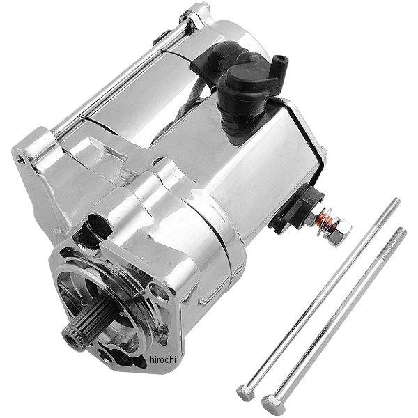 【USA在庫あり】 アローヘッドエレクトリカル Arrowhead Electrical 1.8kW スターターモーター 89年-06年 FXD、FXST クローム 463037 HD店