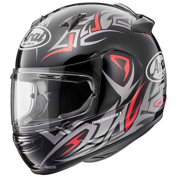 アライ Arai フルフェイスヘルメット クアンタム-J グルーブ 赤 Lサイズ(59cm-60cm) 4530935482665 HD店