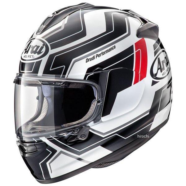 アライ Arai フルフェイスヘルメット ベクターX プレイス 白 Mサイズ(57cm-58cm) 4530935500680 HD店