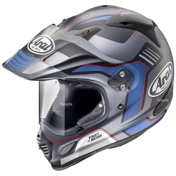 アライ Arai オフロードヘルメット ツアークロス3 ビジョン グレー(つや消し) Lサイズ(59cm-60cm) 4530935500895 HD店