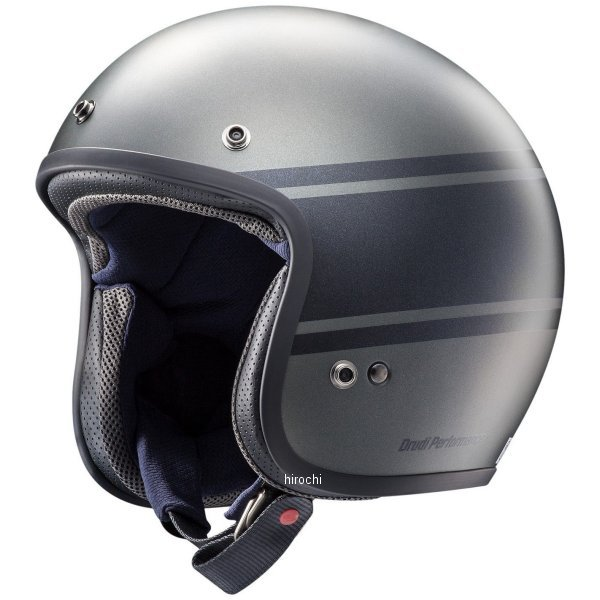 【メーカー在庫あり】 アライ Arai ジェットヘルメット クラシックモッド バンデージ グリーン Mサイズ(57cm-58cm) 4530935503957 HD店
