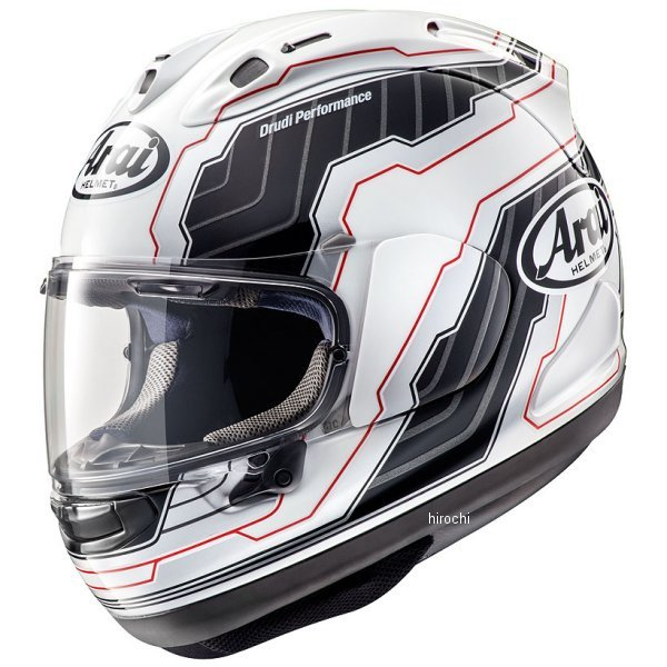 アライ Arai フルフェイスヘルメット RX-7X マモラ 白 Sサイズ(55cm-56cm) 4530935503995 HD店