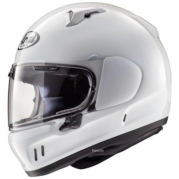 【メーカー在庫あり】 アライ Arai フルフェイスヘルメット エックスディー グラスホワイト XLサイズ(61cm-62cm) 4530935514625 HD店