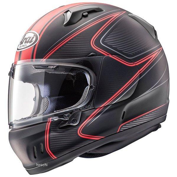 アライ Arai フルフェイスヘルメット エックスディー ディアブロ 赤 つや消し Lサイズ(59cm-60cm) 4530935516322 HD店