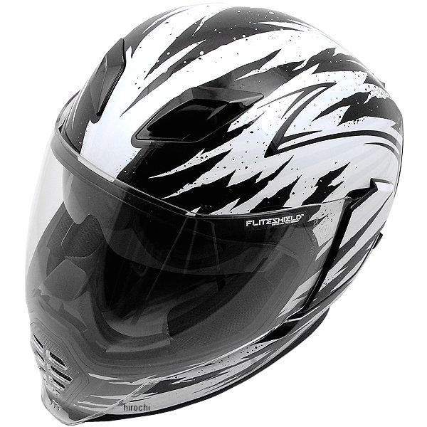 【USA在庫あり】 アイコン ICON フルフェイスヘルメット AIRFLITE FAYDER 白 2XLサイズ(63cm-64cm) 0101-10831 HD店