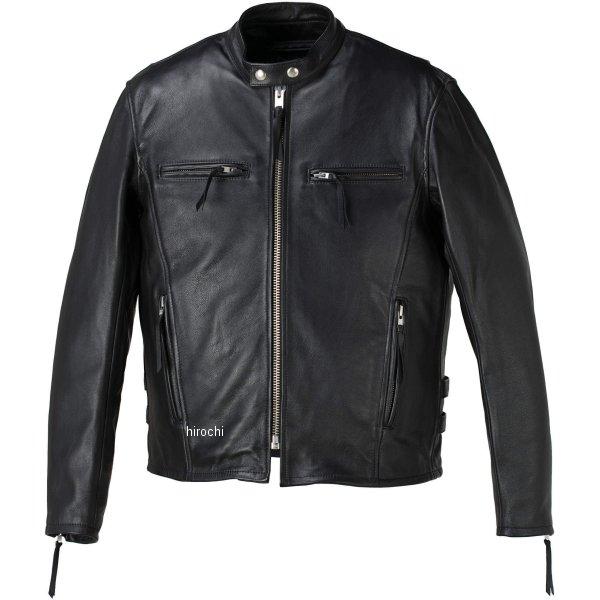 1112 カドヤ KADOYA シングルライダース MVS-F 黒 Sサイズ 1112-0 HD店