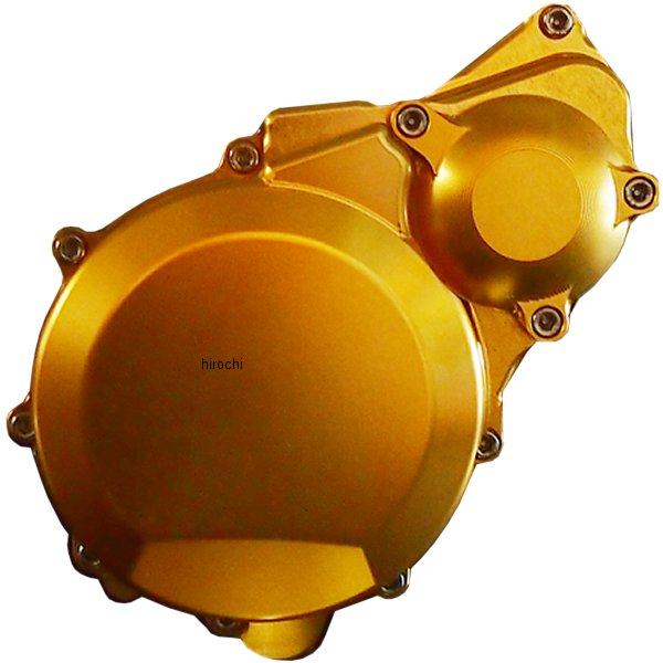 ドレミコレクション ジェネレーターカバー CB1100 アルミ削り出し ゴールド 23051 HD店