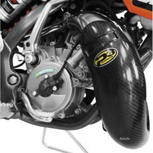 【USA在庫あり】 P3カーボン P3 Carbon パイプガード カーボン 09年-15年 KTM 65(FMF用) 305973 HD店