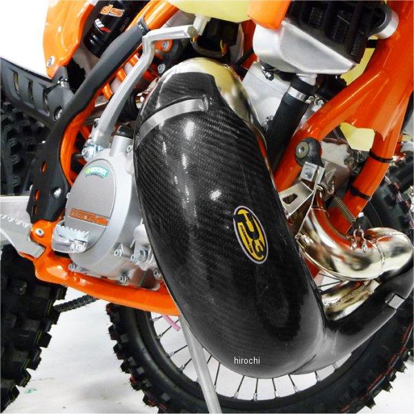【USA在庫あり】 P3カーボン P3 Carbon パイプガード カーボン 06年-16年 KTM 200 XC 305980 HD店