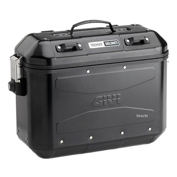 【メーカー在庫あり】 ジビ GIVI DLM36B アルミサイドケース 黒 98765 HD店
