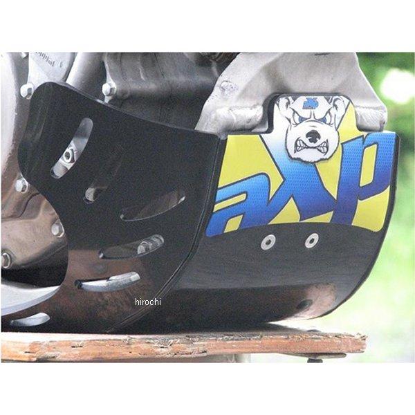 【メーカー在庫あり】 エーエックスピーレーシング AXP RACING スキッドプレート ED 10年-15年 RM-Z250 AX1130