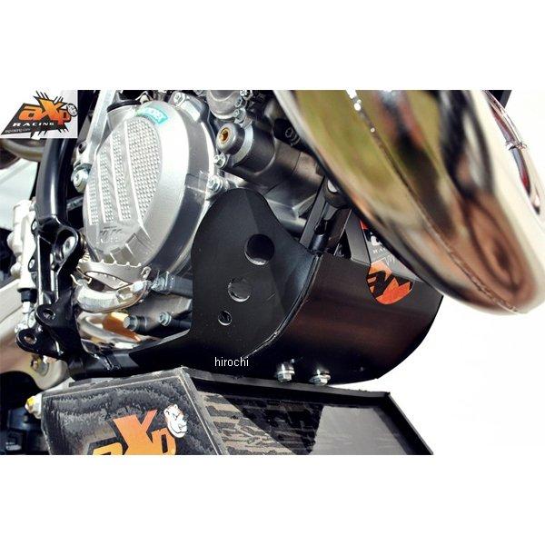 【メーカー在庫あり】 エーエックスピーレーシング AXP RACING スキッドプレート ED 16年以降 KTM 125SX AX1363