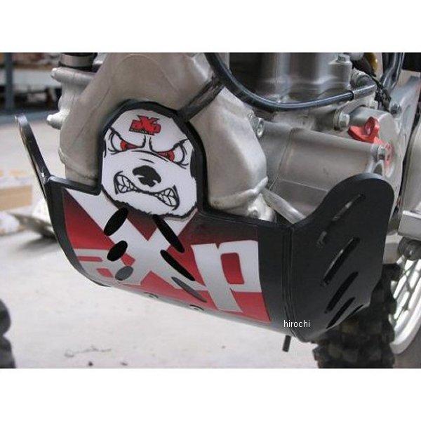 【メーカー在庫あり】 エーエックスピーレーシング AXP RACING スキッドプレート ED 04年-09年 CRF250R AX6068