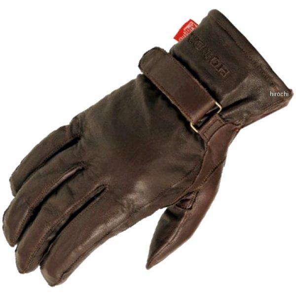 ホンダ純正 秋冬モデル OutDry(R)Cow Leather Gloves ブラウン LLサイズ 0SYTG-Y6S-T HD店