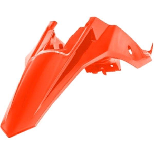 【USA在庫あり】 アチェルビス ACERBIS リアフェンダー サイドカウリング 16年-17年 KTM 65SX オレンジ 731298 HD店