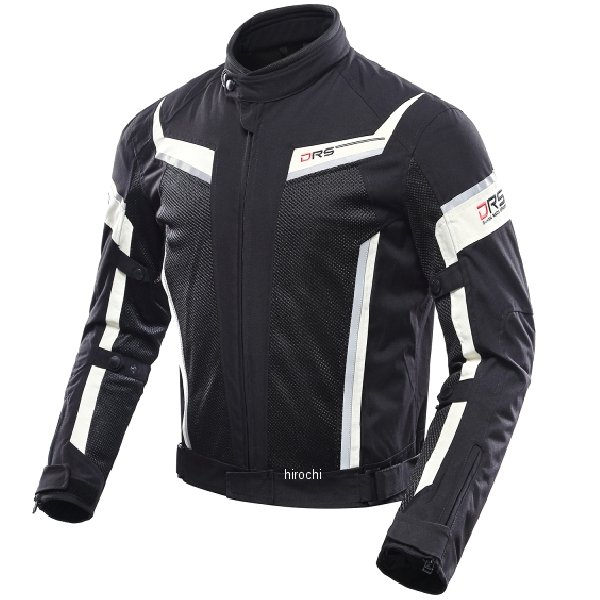 D-185 ドゥーハン DUHAN スタイルフィットメッシュジャケット 黒 Lサイズ 905215 HD店
