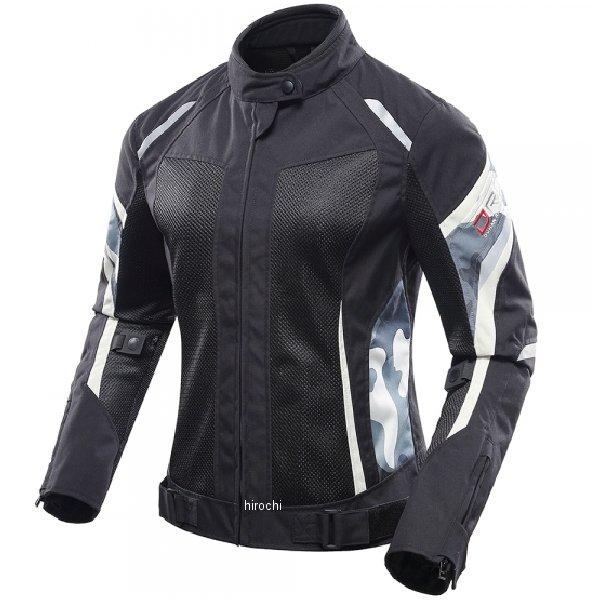 D-186 ドゥーハン DUHAN スタイルフィットメッシュジャケット レディース 黒 Lサイズ 905224 HD店