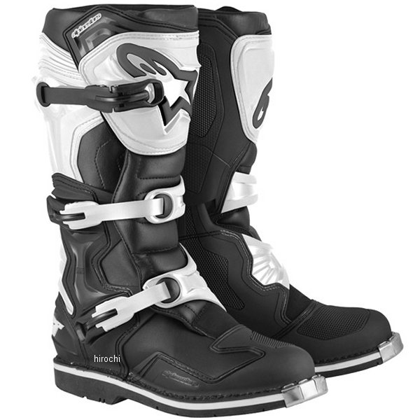 アルパインスターズ テック1 ブーツ 黒/白 9サイズ 27.5cm 2016016-12-09 HD店