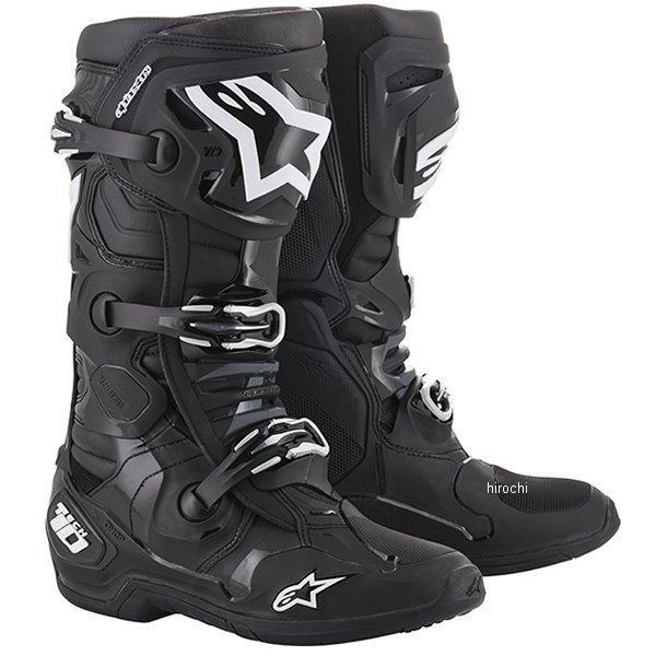 【メーカー在庫あり】 アルパインスターズ ブーツ テック10 黒 9サイズ 27.5cm 2010019-10-9 HD店