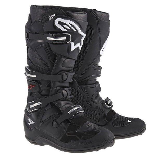 【メーカー在庫あり】 アルパインスターズ ブーツ テック7 黒 8サイズ 26.5cm 2012014-10-08 HD店