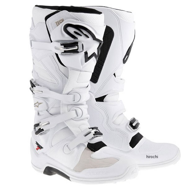 【メーカー在庫あり】 アルパインスターズ ブーツ テック7 白 7サイズ 25.5cm 2012014-20-07 HD店